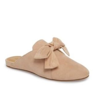 Lucky brand Florean bow loafer mules